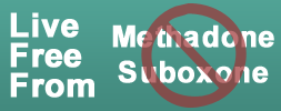 Get Clean from Methadone and Suboxone