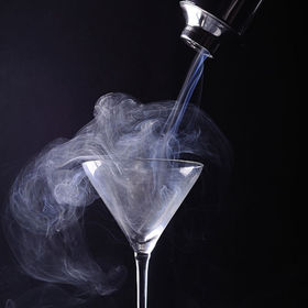 Smoking alcohol bypasses the liver and stomach increasing the risk for alcohol poisoning and overdose.
