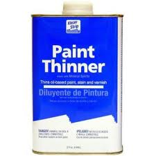 Paint thinner is one of the ingredients used in Krokodil